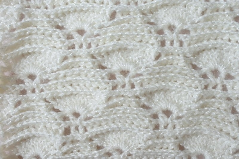 Ponto abacaxi 3D passo-a-passo - Crochet step by step